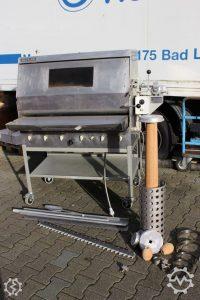 Schlee Baumkuchenmaschine