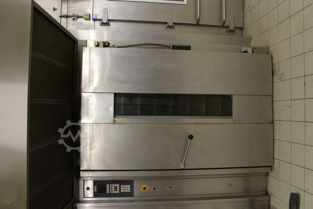 Heuft Sicken-Ofen für 1 m Blech